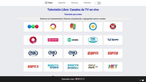 ¿CÓMO VER TELEVISIÓN DE FORMA GRATUITA?