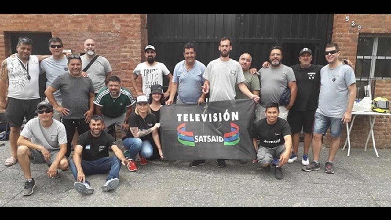 Trabajadores de Supercanal Castelar exigen pago de salarios